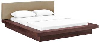 Modway Freja Upholstered Fabric Platform Bed