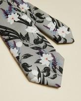 Ted Baker MERICAL Silk Painted Floral Tie