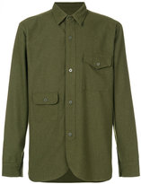 Han Kjobenhavn fitted military shirt