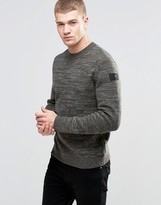 G Star G-Star Core Long Sleeve Knit