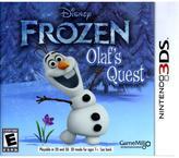 Nintendo Frozen 3DS
