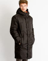 Cheap Monday Area Parka Black