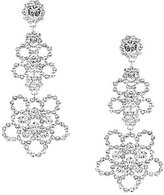 Kate Spade Crystal Lace Linear Earrings