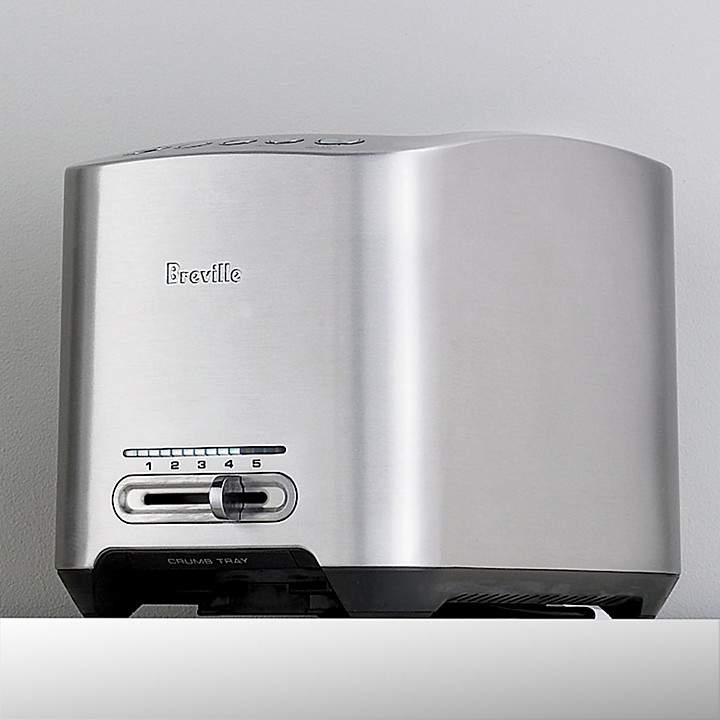 Breville Die-Cast 4-Slice Toaster by
