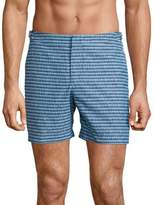 Orlebar Brown Maritime Athabasca Mid-Length Tailored Swim Shorts
