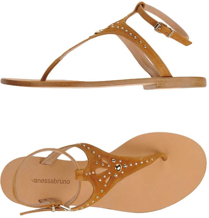 Vanessa Bruno Toe strap sandals