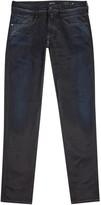 Replay Anbass Hyperflex Indigo Slim-leg Jeans