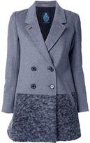 GUILD PRIME double-breasted mid coat - women - Lambs Wool - 36
