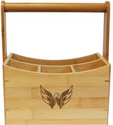 Washington Capitals Bamboo Utensil Caddy