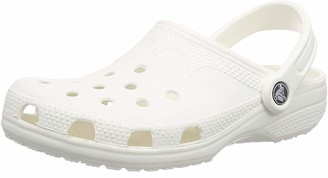 Crocs Beach Romana Unisex Adult White Size: 36/37 EU