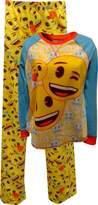 Briefly Stated Emoji Feelings Pajama for women