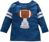 Mulberribush Football Trophy Tee (Toddler & Little Boys)
