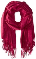 Sofia Cashmere Women's Cashmere Fringed Scarf