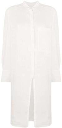 Tela Long-Line Shirt