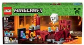 Lego Kid's Minecraft(TM) The Nether Fortress - 21122