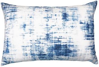 The Piper Collection Phoebe 16x24 Pillow - Indigo