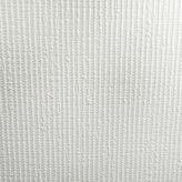 Graham & Brown Lewis Paintable Wallpaper in White