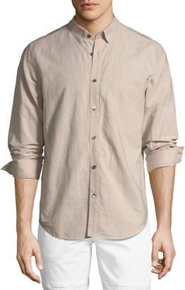 Theory Edward Essential Linen/Cotton Sport Shirt