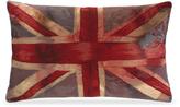 Vivienne Westwood VW Flag Antique Rose Cushion