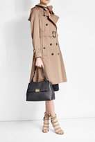 Burberry Townley Cotton Trench Coat