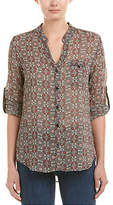 KUT from the Kloth Jasmin Floral Blouse