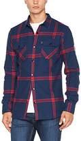 Rip Curl Men's Lumber Casual Shirt,(Manufacturer Size:Small)