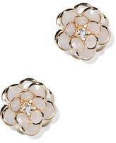 New York & Co. Dimensional Flower Earring