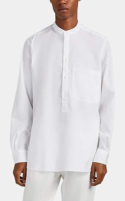 26c6c0d38eeb Mens White Cotton Oversized Shirt - ShopStyle