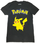 Pokemon Adults Black T-Shirt - XL