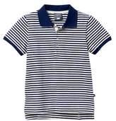 Toobydoo Chad Striped Polo Shirt (Little Kid & Big Kid)