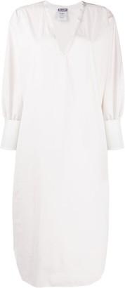Kristensen Du Nord Puff-Sleeve Dress