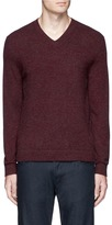 Theory 'Donners V' cashmere V-neck sweater