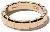 Chopard 18kt yellow gold Ice Cube ring