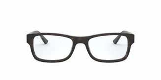 Ray-Ban RX5268 Rectangular Eyeglass Frames Non Polarized Prescription Eyewear