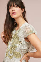Ranna Gill Sherwood Embroidered Blouse