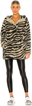 Varley Whitfield Faux Fur Jacket