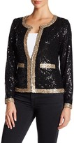 Dolce Cabo Sequin Jacket