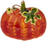 Orange Pumpkin Brooch