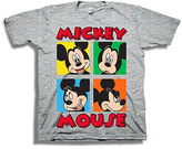 Freeze Mickey Mouse Collage Tee - Toddler