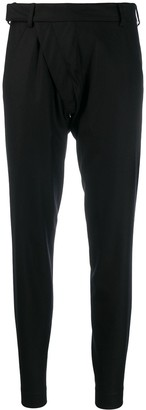 aganovich Slim-Fit Tailored Trousers