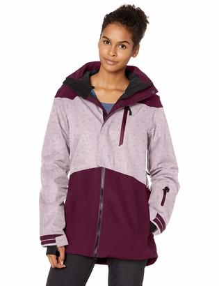 Volcom Women's Pine 2L Thermal Defense Snow Jacket
