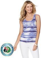 Margaritaville Watercolor Stripe Tank Top