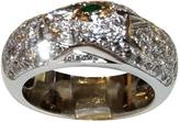 Cartier Panthère white gold ring