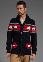J.C. Rags Crafted Jacquard Knit Cardigan