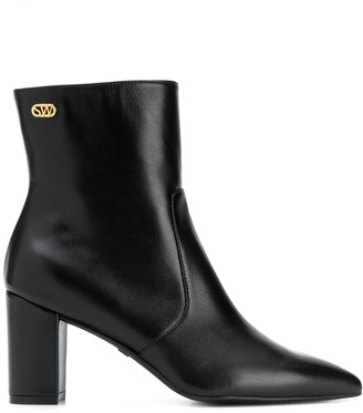 Stuart Weitzman Lindaria ankle boots