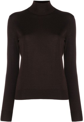 Theory High-Neck Sweater