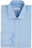 Etro Men's Bengal-Striped Dress Shirt-LIGHT PURPLE