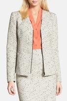 Lafayette 148 New York Lana Tweed Jacket (Petite)