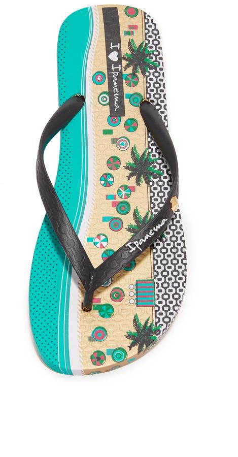 Ipanema Carmen Flip Flops