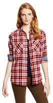 Dickies Women's Herringbone Flannel Shirt